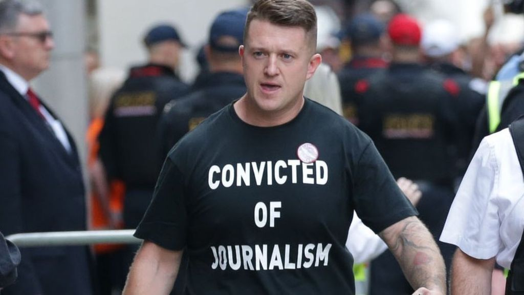 Tommy Robinson sentenced to 9 months for exposing Pakistani Muslim Grooming Gangs