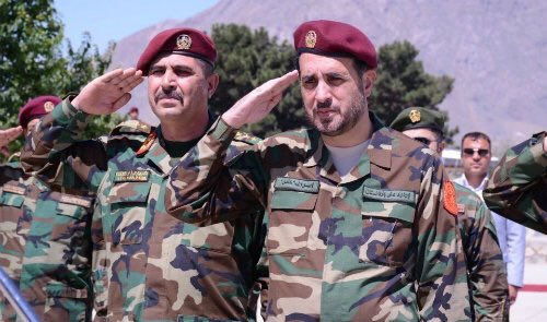 Afghanistan Army Picture