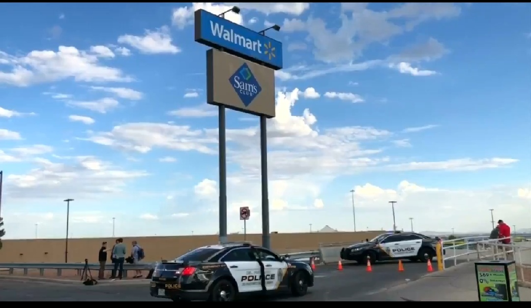 Shooting at Walmart, El Paso