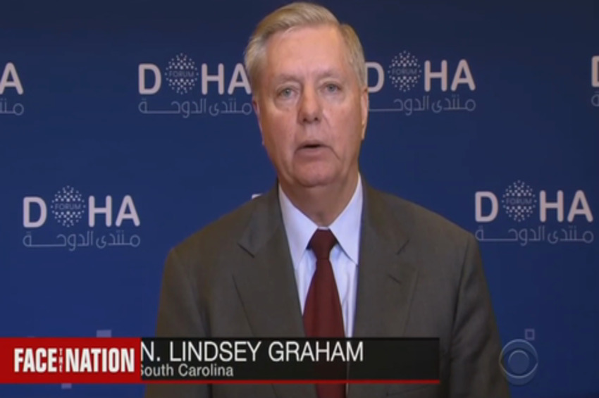 Senator Lindsey Graham: 'I Don't Need Any Witnesses'