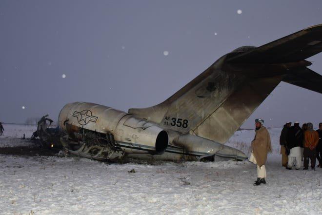 US plane crash in Pakistan Sponsored Taliban Terrorist stronghold province