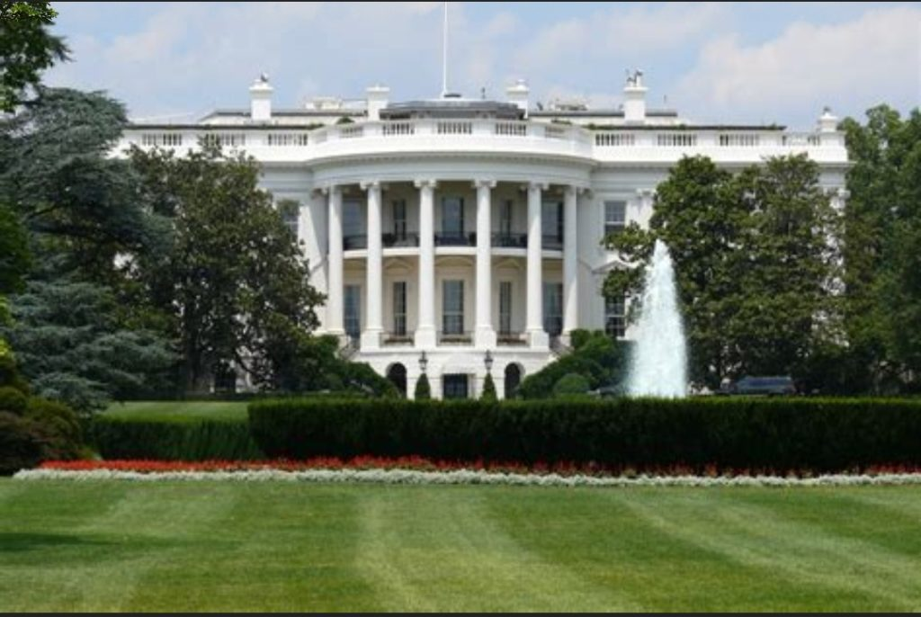 White House under Lockdown