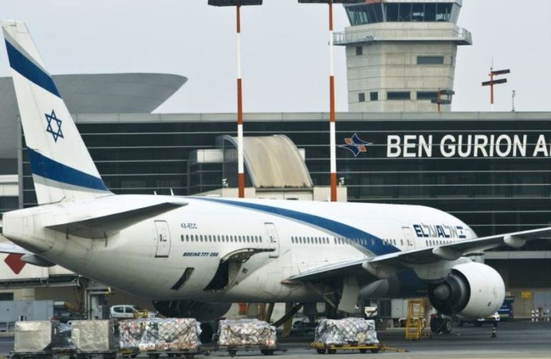 Mysterious GPS signal disruption in Planes flying around Tel Aviv's Ben Gurion Airport