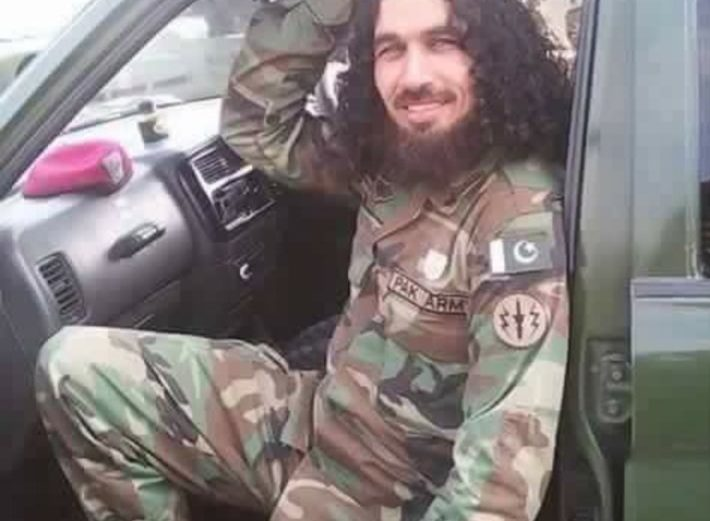 Pakistan ISI supported Terrorists in Uniform