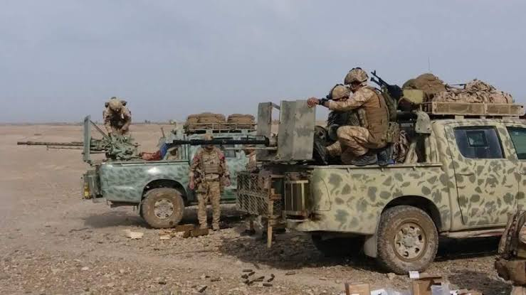 Afghanistan Army in offensive against Taliban Terrorists