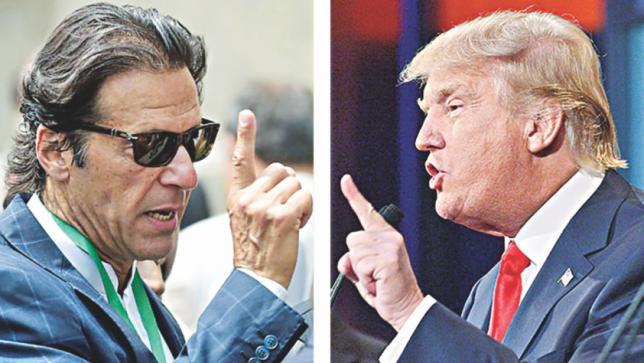 Imran Khan on his visit to the US. Will President Trump talk about Human Rights Abuse issue