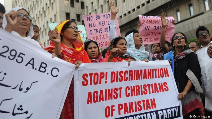 Will IMF Bailout loan stop discrimination against Christians of Pakistan?