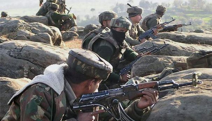 Indian Army Ready to Kill Pakistan Jihadists and Terrorist that Pakistan Army is trying to push