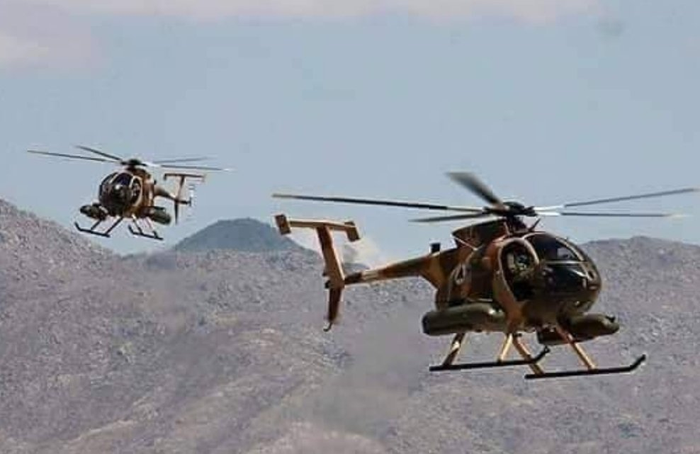 Air strikes by Afghan Army on Pakistan sponsored Taliban Terrorists