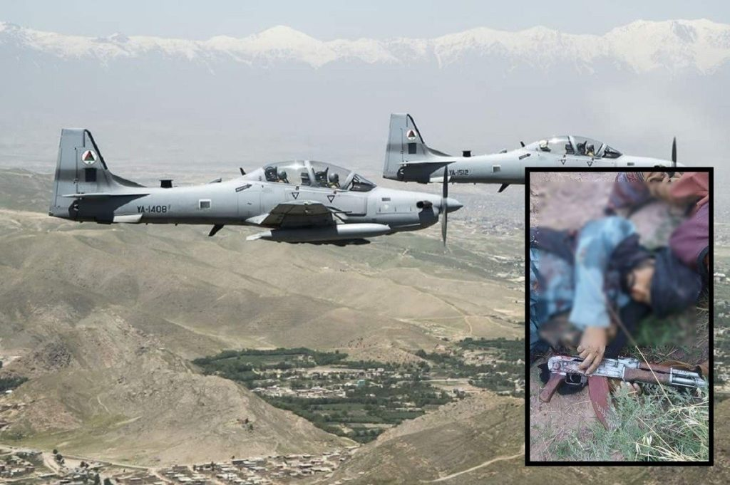 Afghan security forces killed 15 Pakistan sponsored Taliban Terrorists