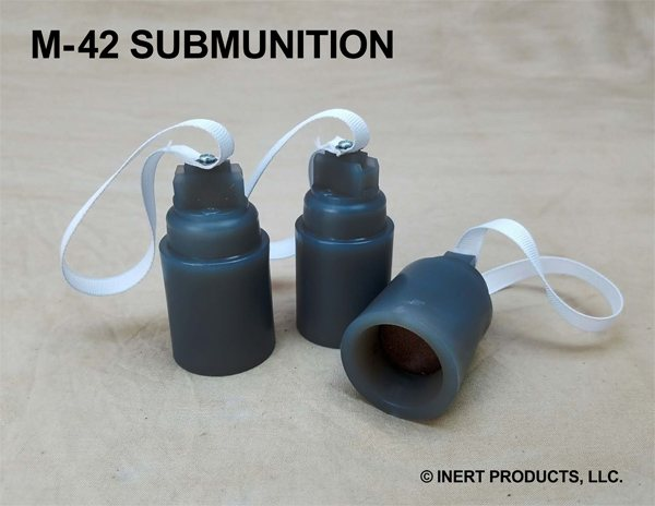 Picture of M42 Submunition