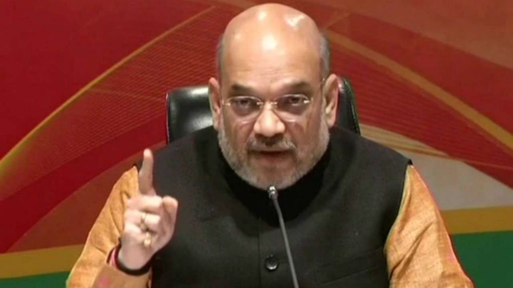 Powerful Home Minister of India, Amit Shah effectively handling the Pakistan sponsored Terrorism in state of Jammu and Kashmir.