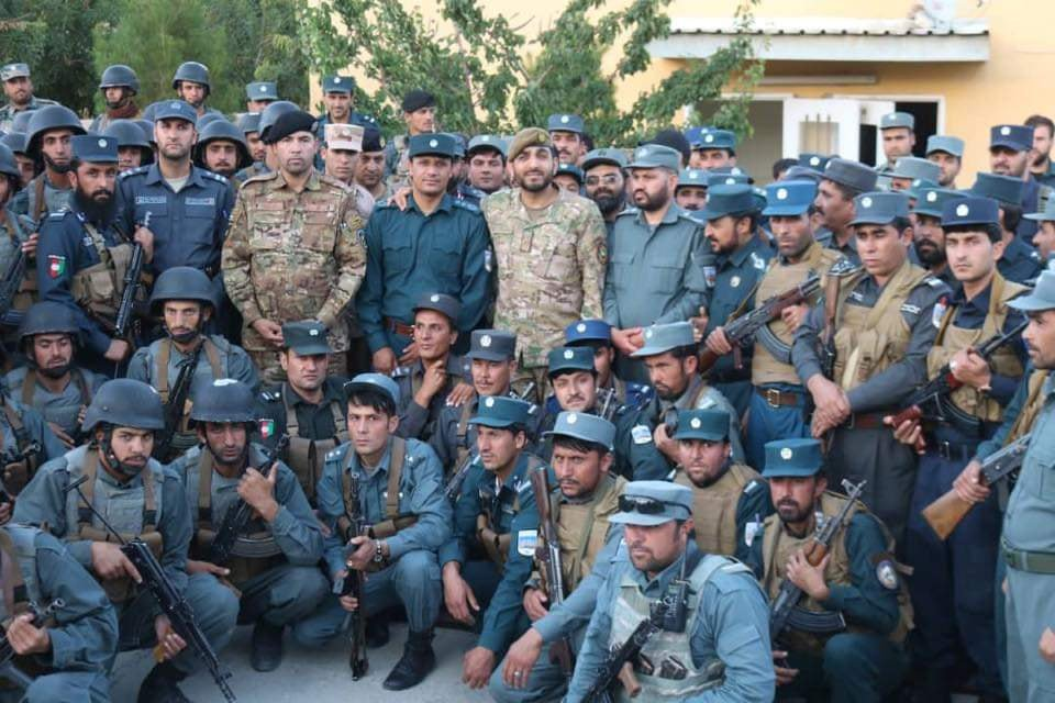 Afghan Security forces, ready for the next operation
