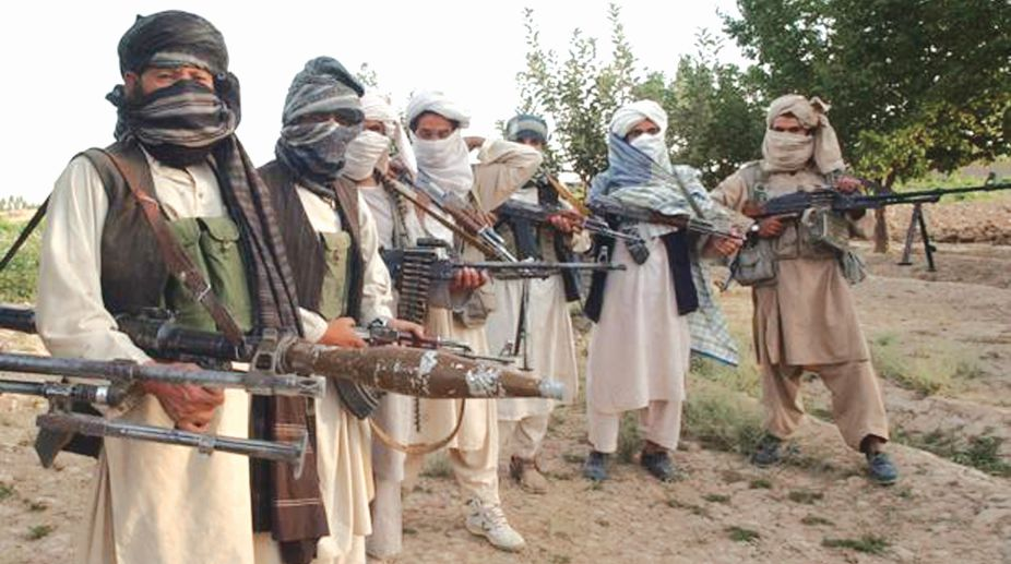 Pakistan sponsored, trained, funded and armed Taliban Terrorists