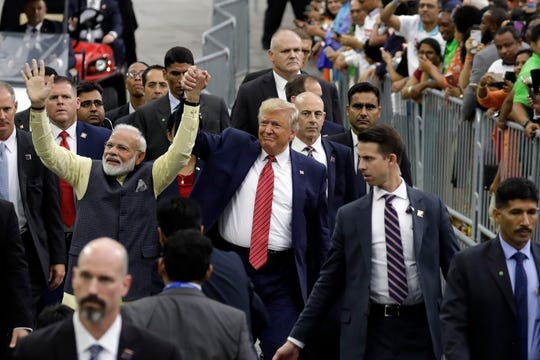 India and US vow to fight a decisive war against Radical Islamic Terrorism.