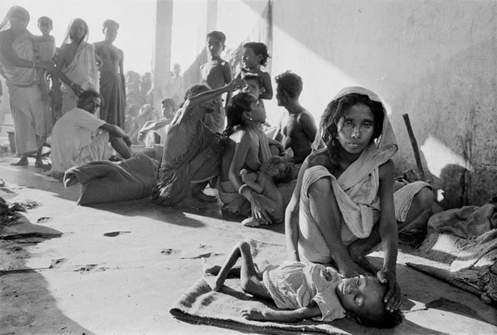 Rapistan Synonym to Pakistan: Raped women, children dying of hunger during 1971 Pakistani Army Genocide in Bangladesh