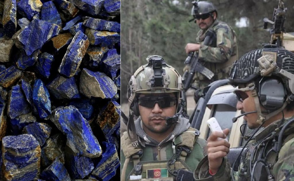 Afghanistan Army Killed 1911 Taliban Terrorists:  ANDSF also took control of the lapis lazuli mines