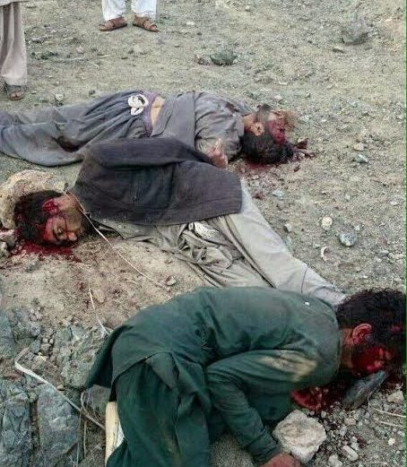 Pakistan Army Barbarism Continues in Balochistan
