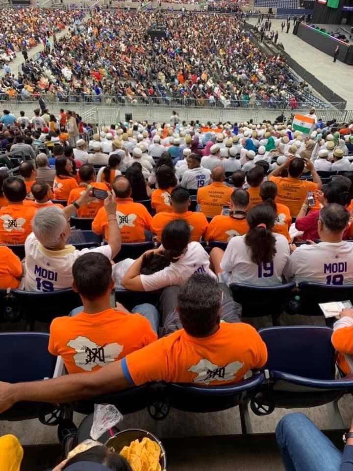 Howdy Modi - 50000 American Indian Community at NRG Stadium, Houston, Texas