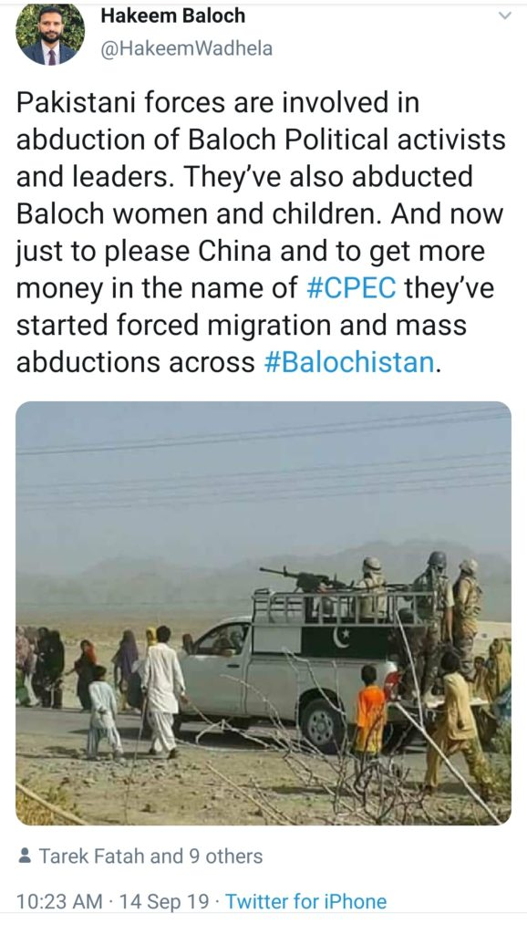 More news coming about atrocities of Pakistan Army. People are made to leave their homes and Villages. Pakistan Army Generals should be Punished for War Crimes