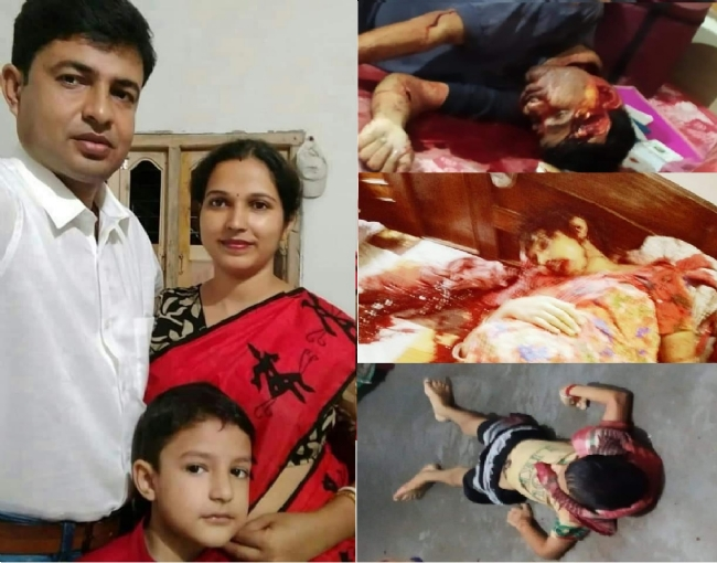 Did Pakistan ISI Conspire to Cause Communal Riots in India?- Murder of Hindu family in Murshidabad, West Bengal