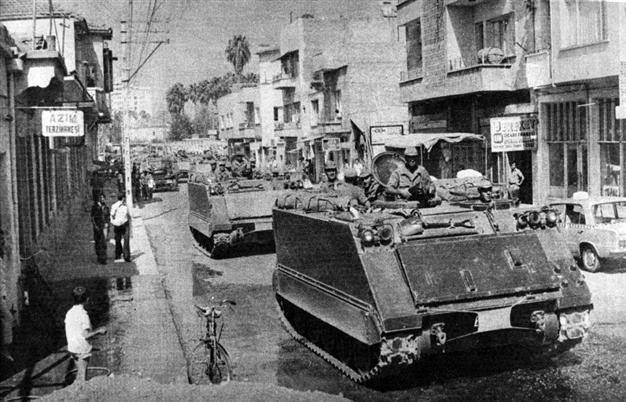 Imperialist Turkey Invasion of Cyprus