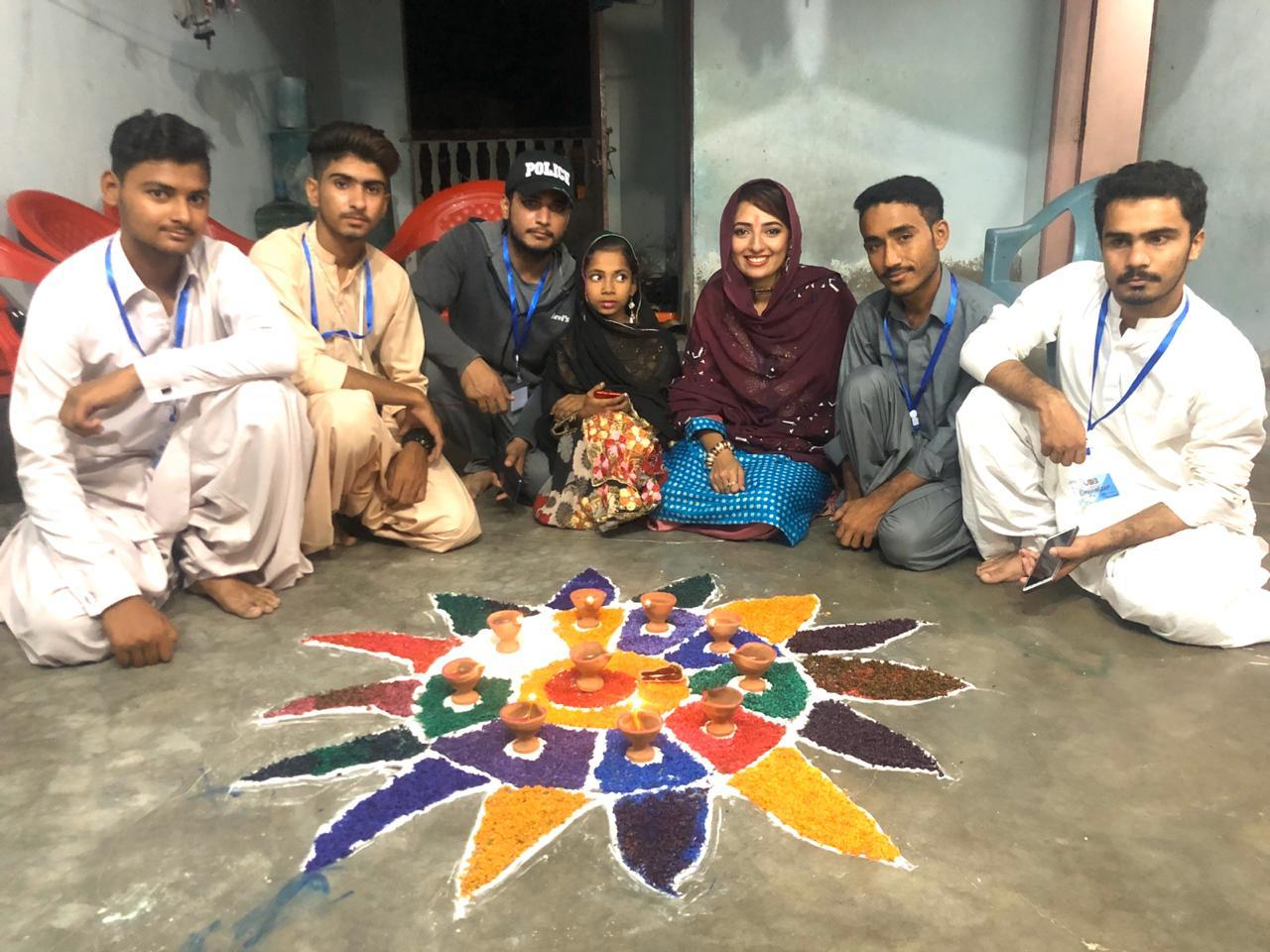 Wishes for Happy Diwali: People of Hindu Community in Balochistan Celebrating Diwali Festival