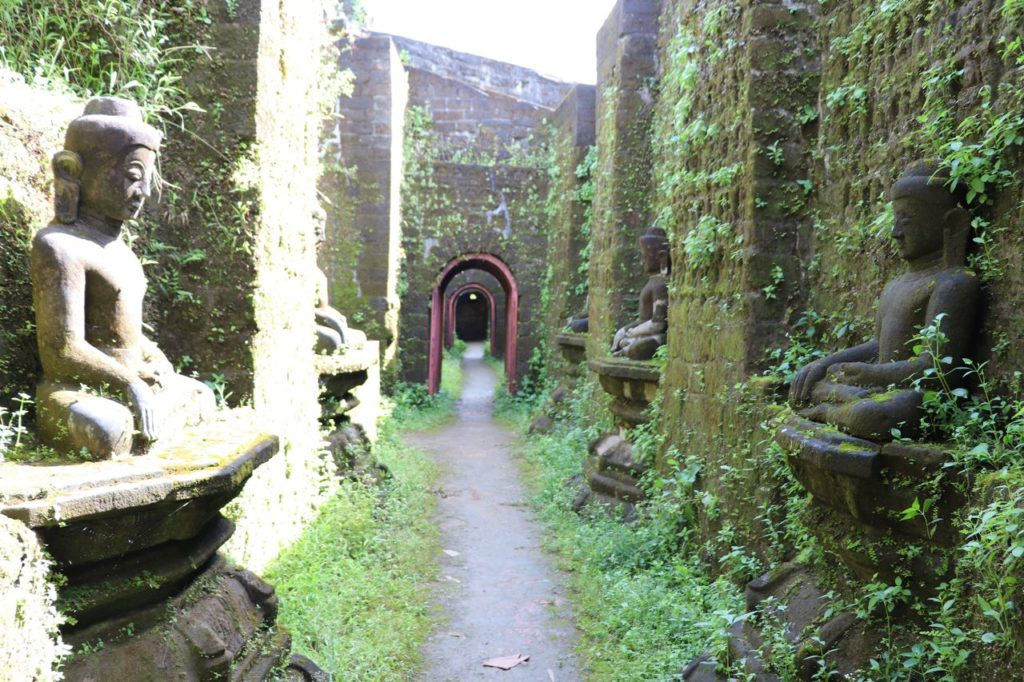 Temples of Mrauk-U