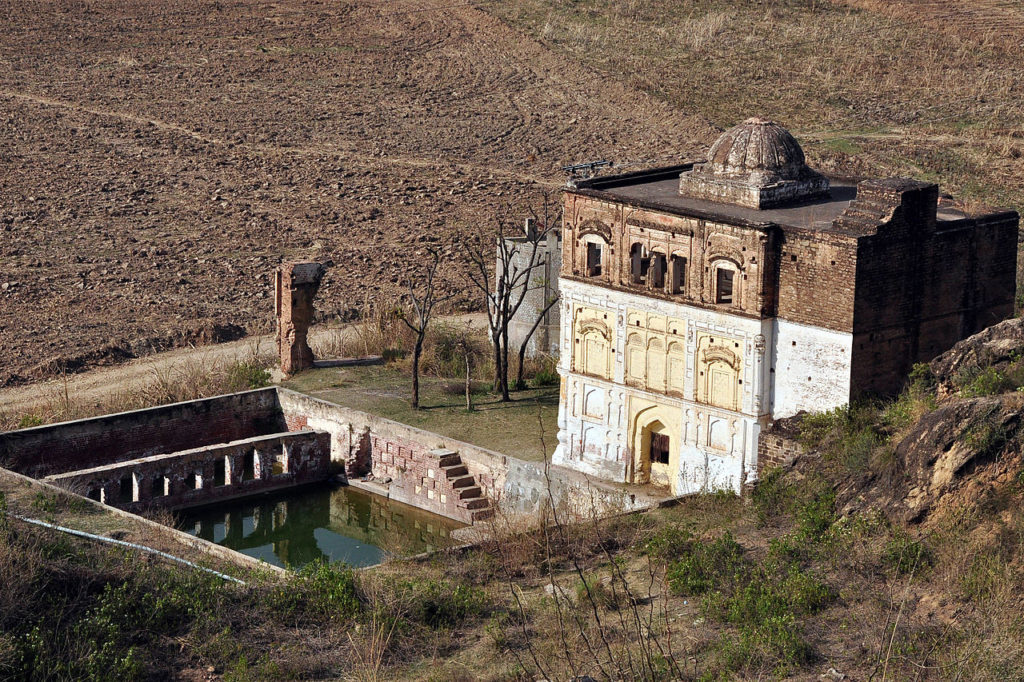 Systematic Destruction of Gurudwaras of Pakistan: Gurdwara Chowa Sahib (Rohtas), Jhelum