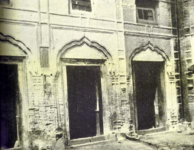 Systematic Destruction of Gurudwaras of Pakistan: Gurdwara Sri Diwan Khana Sahib