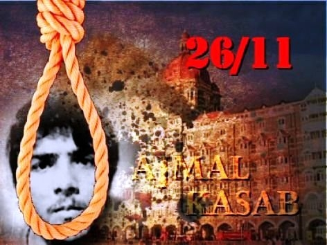 Pakistani Terrorist Kasab Hanged to Death