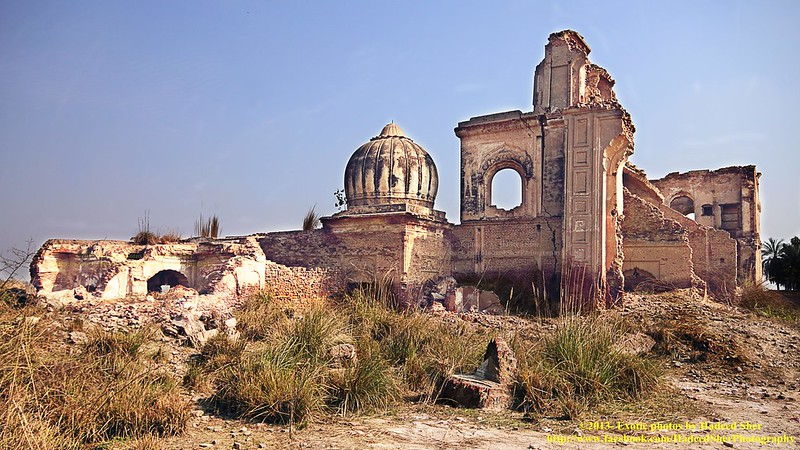 Systematic Destruction of Gurudwaras of Pakistan: Gurudwara Pehli Patshahi at Chohatta Mufti Baqar, Lahore, Pakistan
