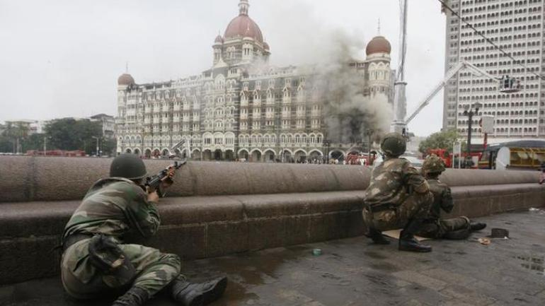 India Will Never Forget Nor Forgive Pakistan for 26/11 Terrorist Attacks: Hotel Taj, Mumbai under seize