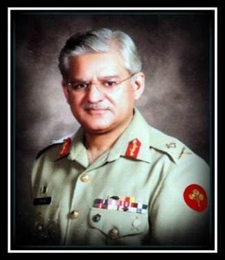 Pakistan Army Lieutenant General Sarfaraz Sattar