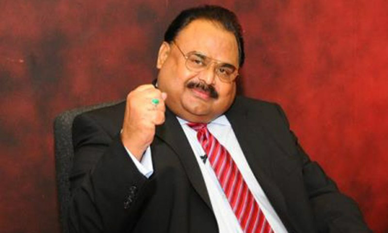 "Mohajir Leader Altaf Hussain who is regarded as the ""New Nelson Mandela"" by Mohajirs and who is the proponent of the Independence of Mohjairs and Sindhis and forming a new Independent nation ""Sindhu Mahadesh"""