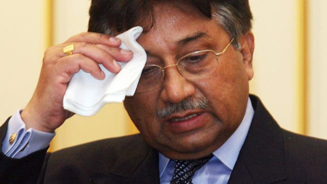 Death Penalty to Ex-Army Chief General Pervez Musharraf (Mohajir)