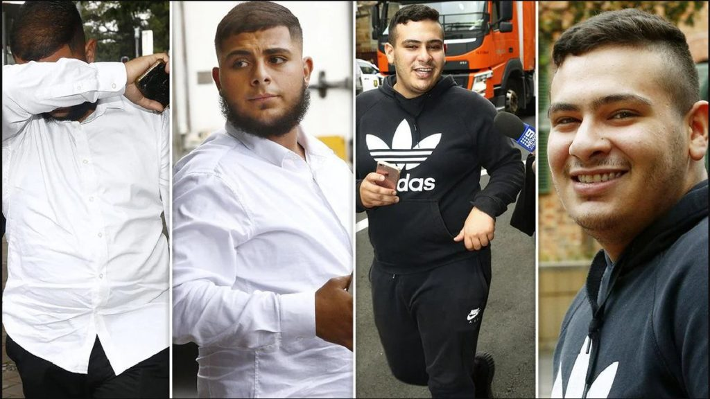 Forest Fire as Jihad: The two Muslim adults Fadi and Abraham Zreika accused used fireworks and lighting a grass fire at a Guildford park while bushfires ravaged NSW — laughed outside court after appearing on multiple charges.