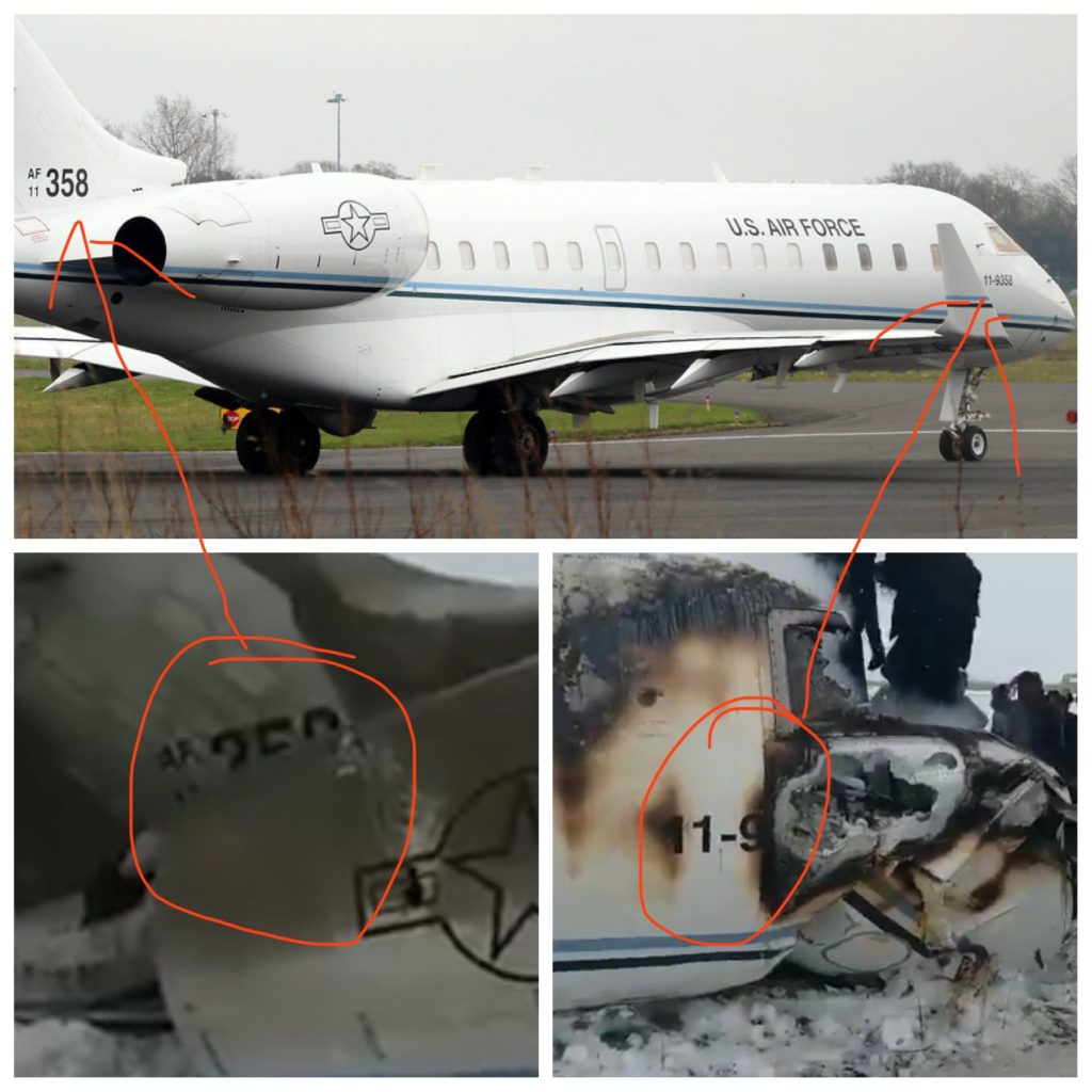 US Bombardier E-11A crashed in Pakistan sponsored Taliban Terrorist stronghold of Ghazni province in eastern Afghanistan on Monday.