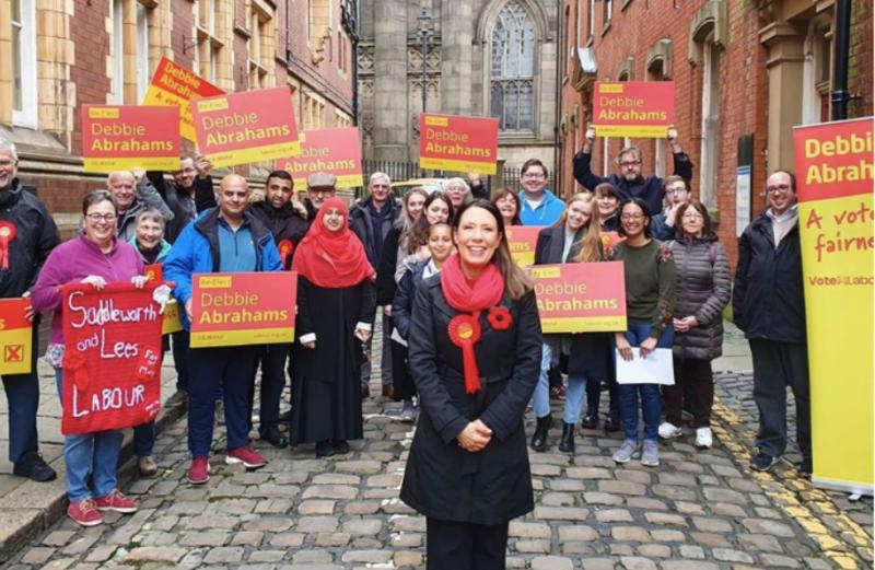 Pakistan Loving British Labour MP Debbie Abrahams