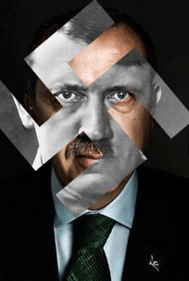 Erdogan's Imperialist Neo-Ottoman Empire dream