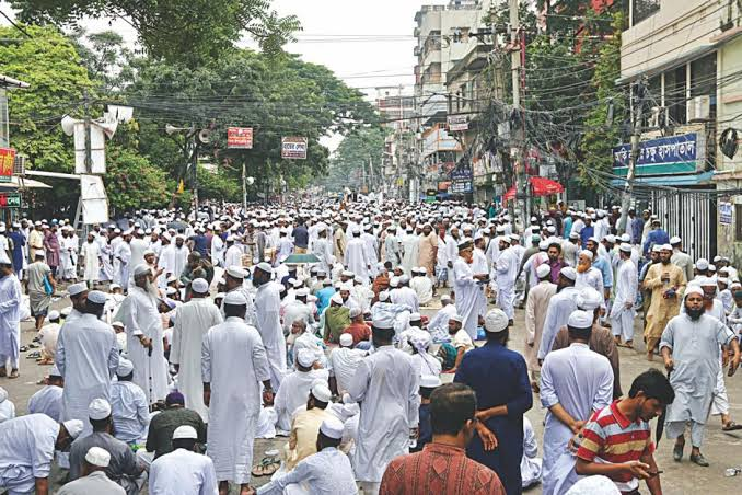 Tablighi Jamaat Accelerating Spreading Chinese Virus In India