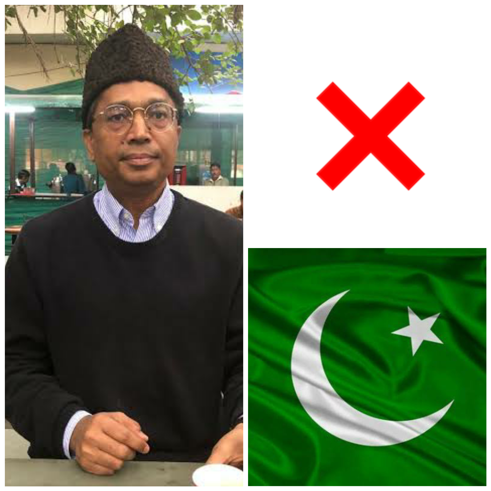 Is Ashok Swain Anti-Muslim?