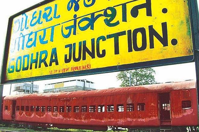 Jihadists Brutalized Hindus for 80 years, then played victim: Godhra Junction where the Hindu pilgrims in the coach were burnt alive.
