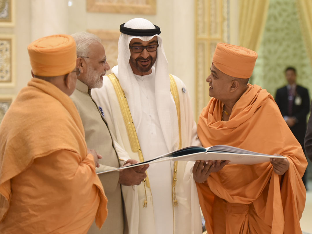 Response to the menace created by Anti-Hindu Handles in GCC Nations