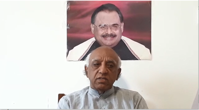 Exclusive Interview With Tariq Jawaid Acting Convenor of MQM London